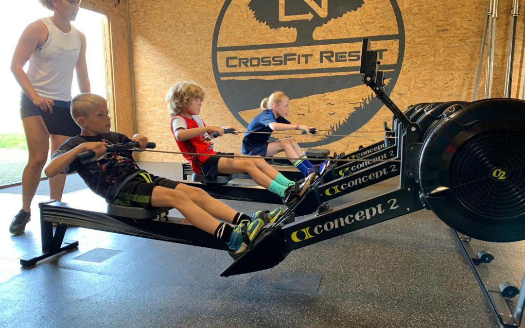 CrossFit Kids een groot succes!